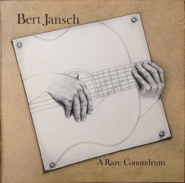 Bert Jansch | Records | A Rare Conundrum cover
