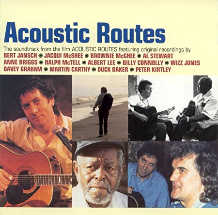 Bert Jansch | Records | Acoustic Routes cover