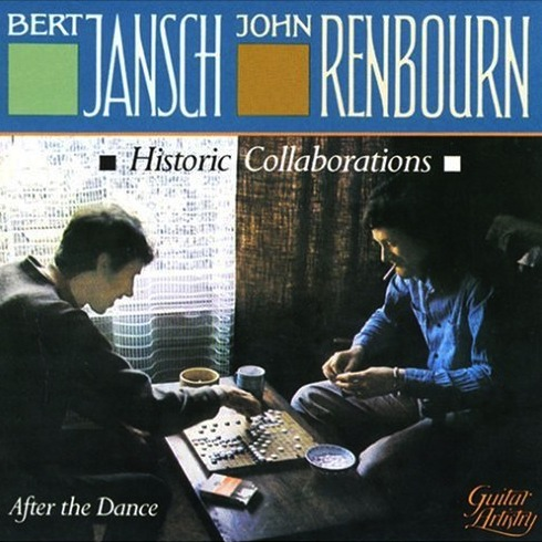 Bert Jansch | Records | After The Dance cover