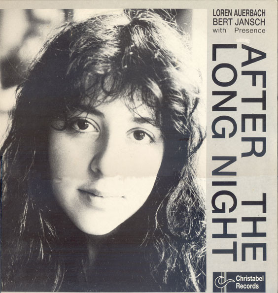 Bert Jansch | Records | After The Long Night cover