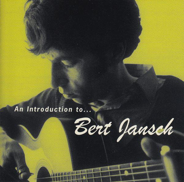 Bert Jansch | Records | An Introduction To... cover