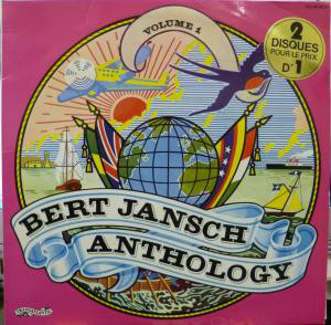 Bert Jansch | Records | Anthology Volume 1 cover