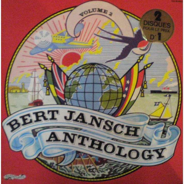 Bert Jansch | Records | Anthology Volume 2 cover