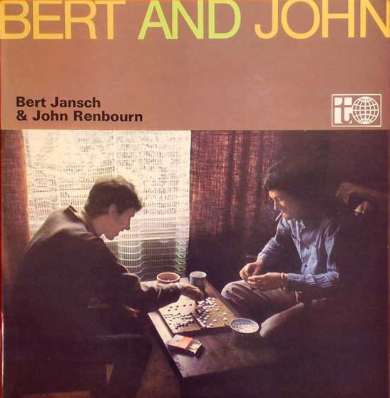 Bert Jansch | Records | Bert And John cover