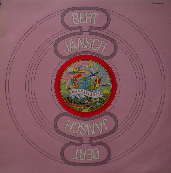 Bert Jansch | Records | Bert Jansch (compilation) cover