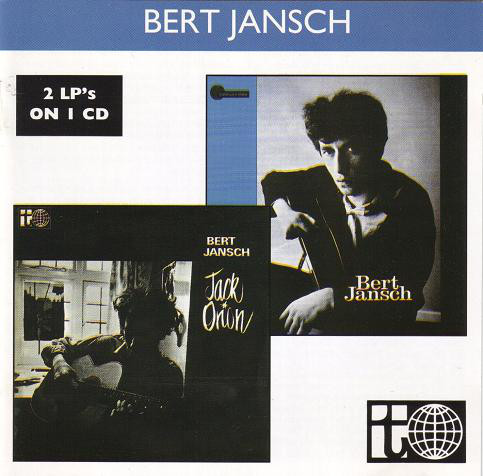Bert Jansch | Records | Bert Jansch + Jack Orion cover