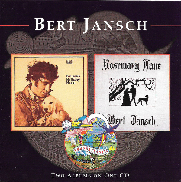 Bert Jansch | Records | Birthday Blues / Rosemary Lane cover