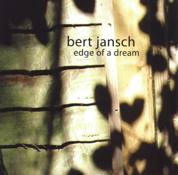 Bert Jansch | Records | Edge Of A Dream cover