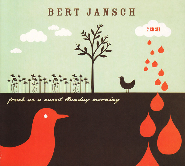 Bert Jansch | Records | Fresh As A Sweet Sunday Morning cover