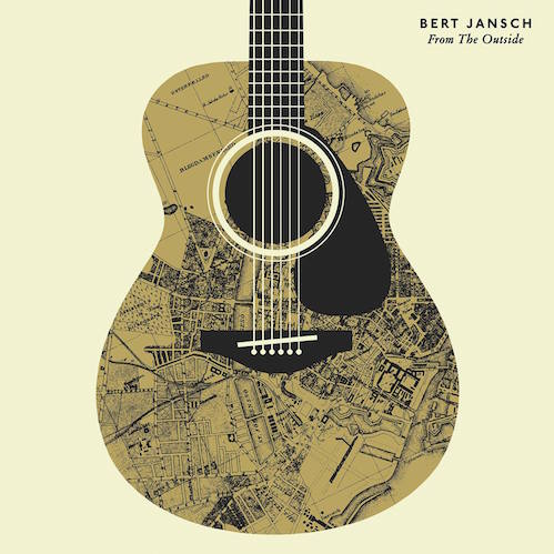 Bert Jansch | Records | From The Outside cover