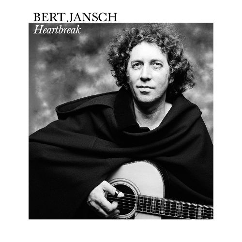 Bert Jansch | Records | Heartbreak cover