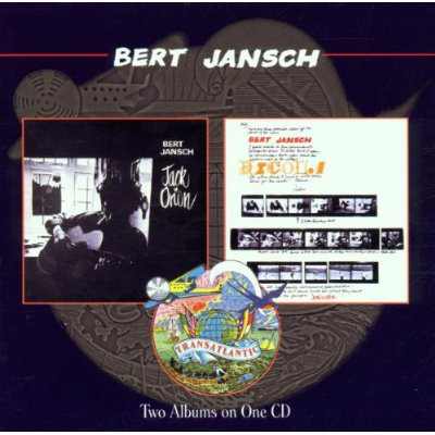 Bert Jansch | Records | Jack Orion / Nicola cover