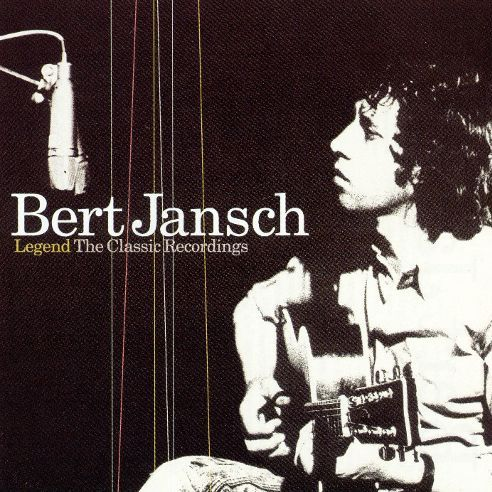 Bert Jansch | Records | Legend cover