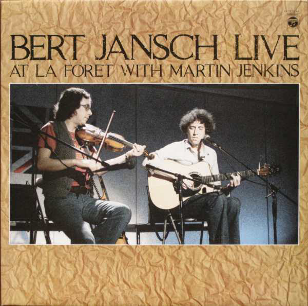 Bert Jansch | Records | Live At La Foret cover