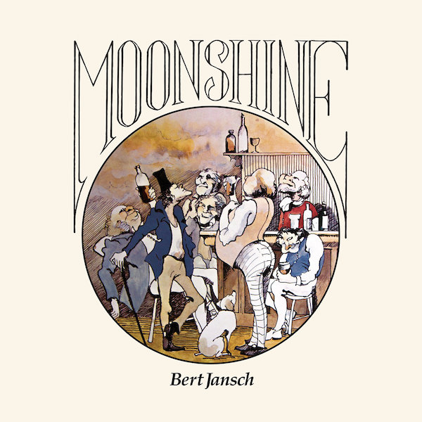 Bert Jansch | Records | Moonshine cover