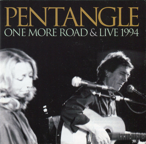 Bert Jansch | Records | One More Road & Live 1994 cover