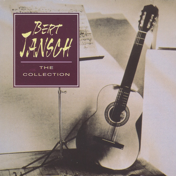 Bert Jansch | Records | The Collection cover
