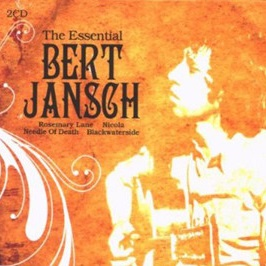Bert Jansch | Records | The Essential Bert Jansch cover
