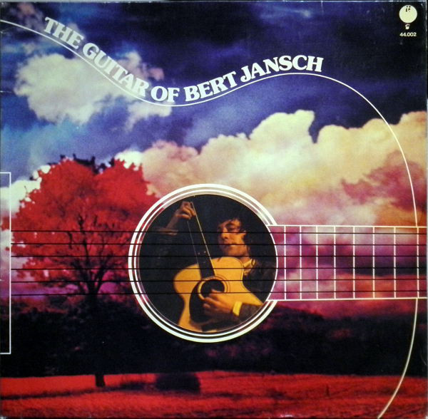 Bert Jansch | Records | The Guitar Of Bert Jansch cover