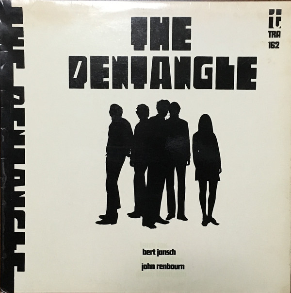 Bert Jansch | Records | The Pentangle cover