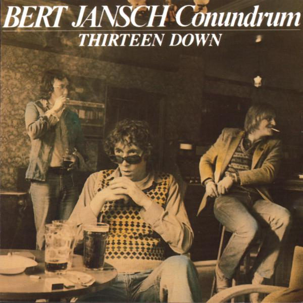 Bert Jansch | Records | Thirteen Down cover