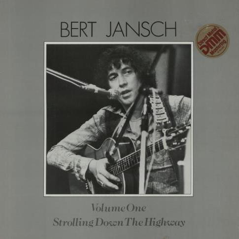 Bert Jansch | Records | Volume One cover