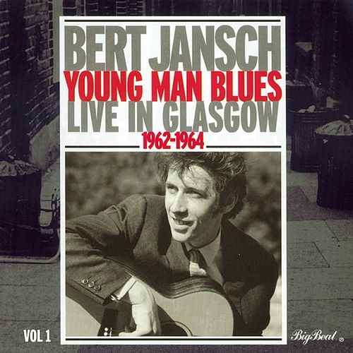 Bert Jansch | Records | Young Man Blues cover